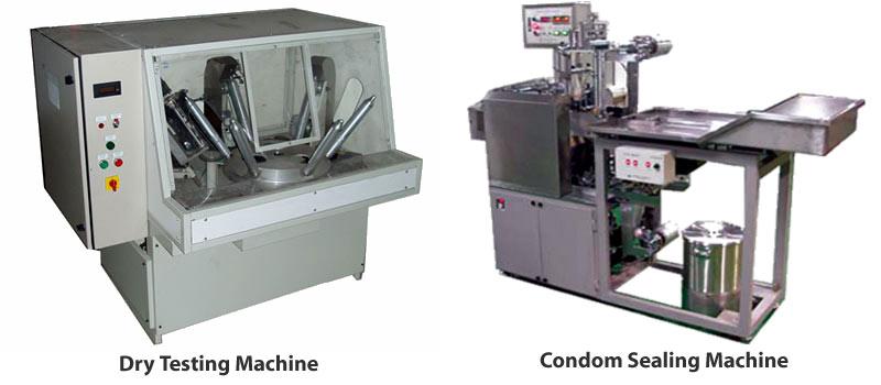 Condom Manufacturing Plant & Equipment