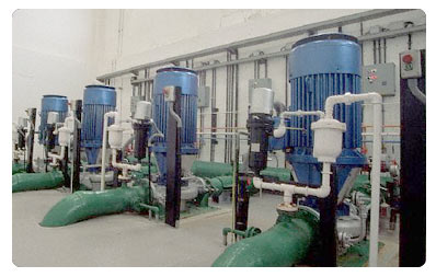 Industrial Water Treatment Plant and Equipment
